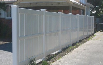 Fence Designs Nz Pvc fencing nz durafence semi privacy pvc fencing nz workwithnaturefo